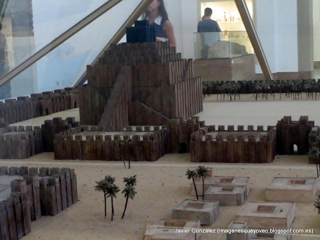 Templo de Marduk de Babilonia - Museo Pergamo - Berlín - Pergamon museum