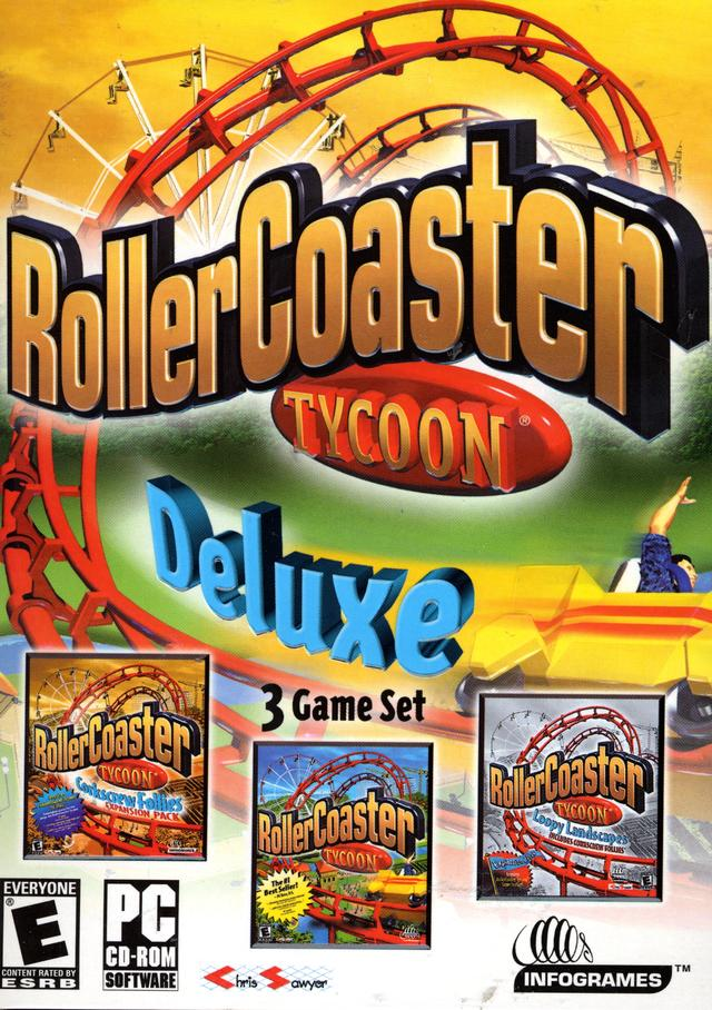Rollercoaster tycoon 2 deluxe edition money cheats, stock