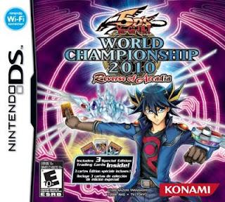 Yu-Gi-Oh! 5D's World Championship 2010: Reverse of Arcadia, NDS, Español, Mega, Mediafire
