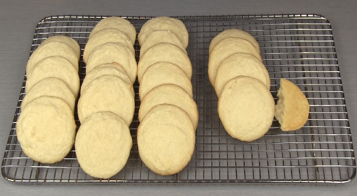 SOFT VANILLA COOKIES