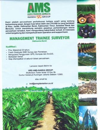 Lowongan Pekerjaan Malang 2013 Informasi Lowongan Kerja Loker Terbaru 2016 2017 Lowongan Pekerjaan Lulusan Smk Di Pt Agro Mandiri Semesta