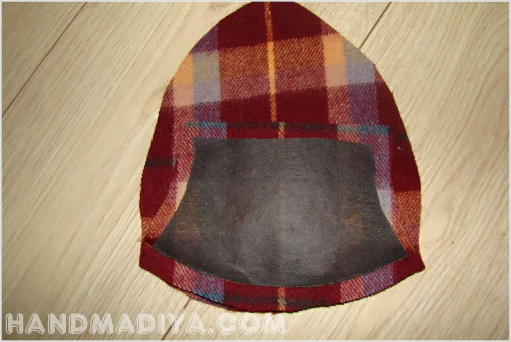 Шьем Двустороннее кепи. Мастер-класс. Double sided cap for boy - step-by-step tutorials