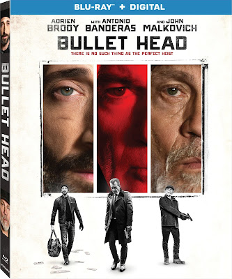 Bullet Head 2017 Eng BRRip 480p 130mb ESub HEVC x265