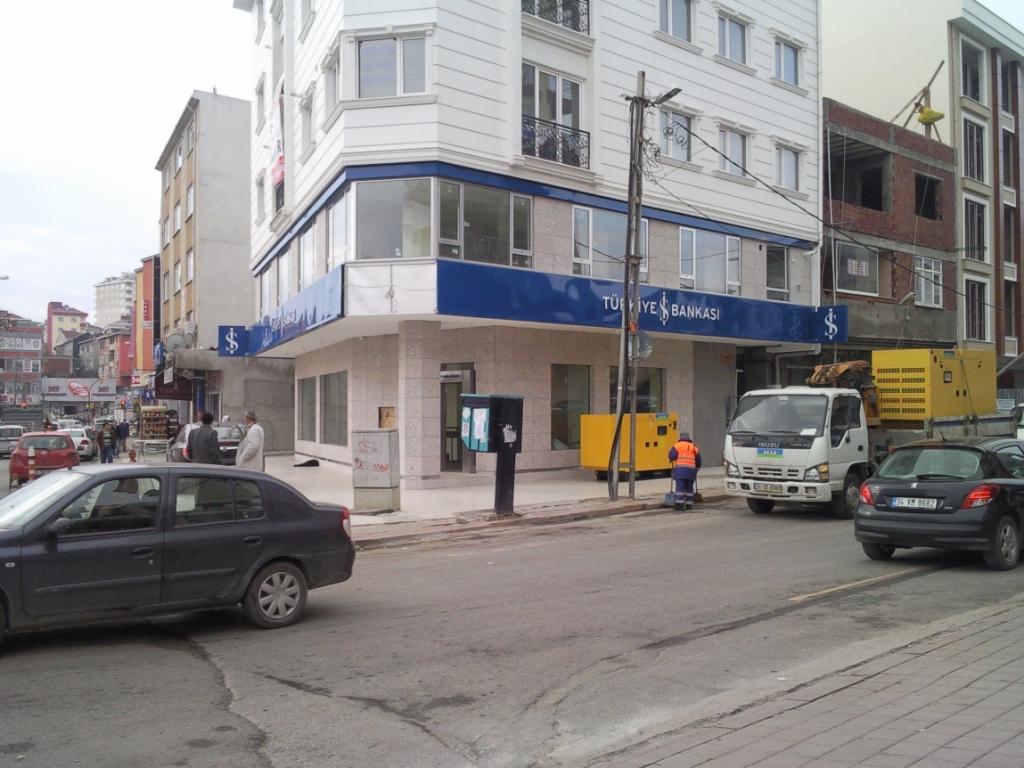 sancaktepe yenidoğan türkiye iş bankası şubesi