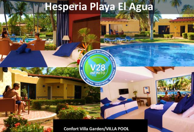 Hesperia Playa El Agua ISLA DE MARGARITA