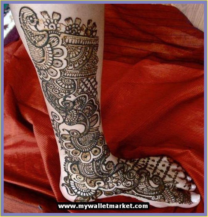 Arabic Mehndi Design For Men: Awesome Tattoos Designs Ideas For Men And Women: Arabic
