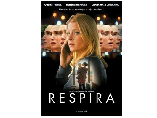A la venta en DVD 'Respira' de Christian Zübert