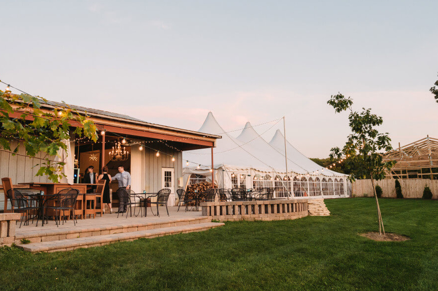 Emerson Creek Pottery and Tearoom Wedding Venues