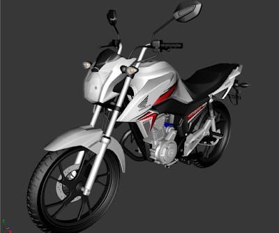 GTA SA - TITAN 160 2016 1