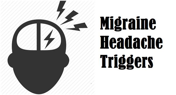 Migraine Headache Triggers