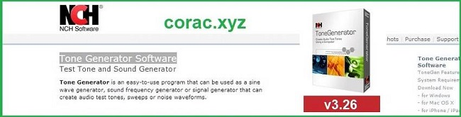 NCH Tone Generator Full