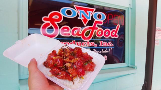 Ono Seafood - Foodieelove