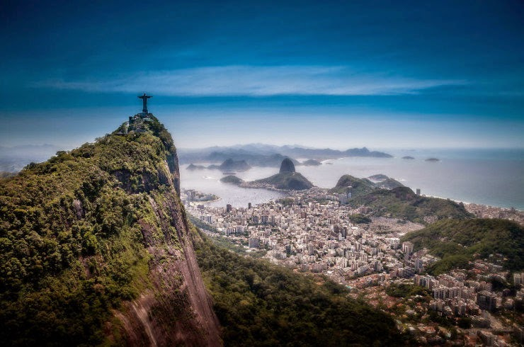 5. Rio de Janeiro, Brazil - 30 Best and Most Breathtaking Cityscapes