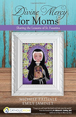 http://www.amazon.com/Divine-Mercy-Moms-Sharing-Faustina/dp/159471665X/ref=sr_1_1?ie=UTF8&qid=1461685817&sr=8-1&keywords=divine+mercy+for+moms