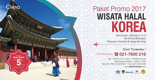 Paket Tour Korea Selatan