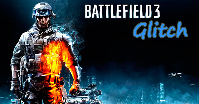 Battlefield 3 Invisible Gun Glitch
