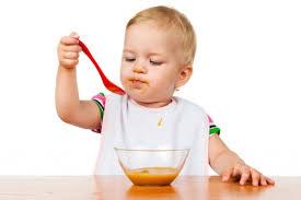 As primeiras receitas para o bebê (Imagem: Reprodução/Internet)