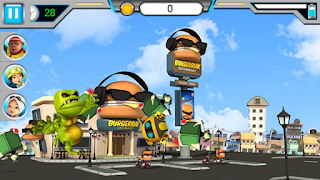 Download Game BoBoiBoy: Adudu Attacks For Android