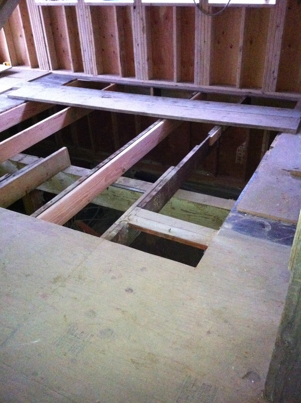 Seattle Passive Solar Home Remodel: Replacing the Bathroom