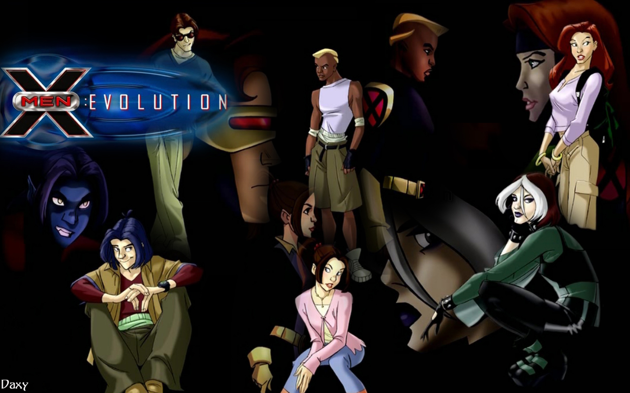 Ver X-Men Evolution Online