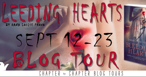 Bleeding Hearts Blog Tour: Excerpt + Giveaway