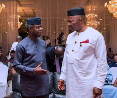 Akpabia Set To Decamp To APC? Meets Osinbajo In Aso Rock