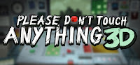 Game Please, don't touch anything 3D Apk
