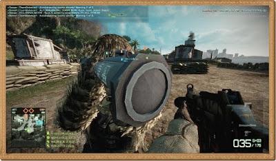 Battlefield Bad Company 2 Vietnam PC Gameplay