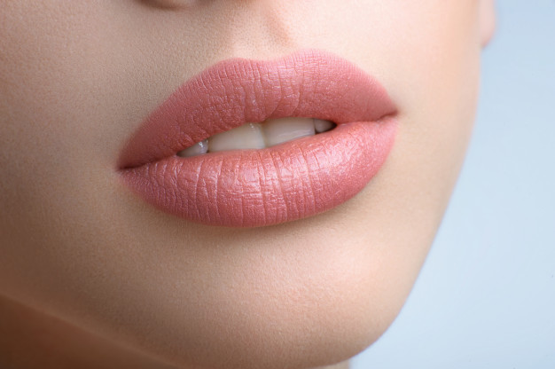 maquillaje, labios