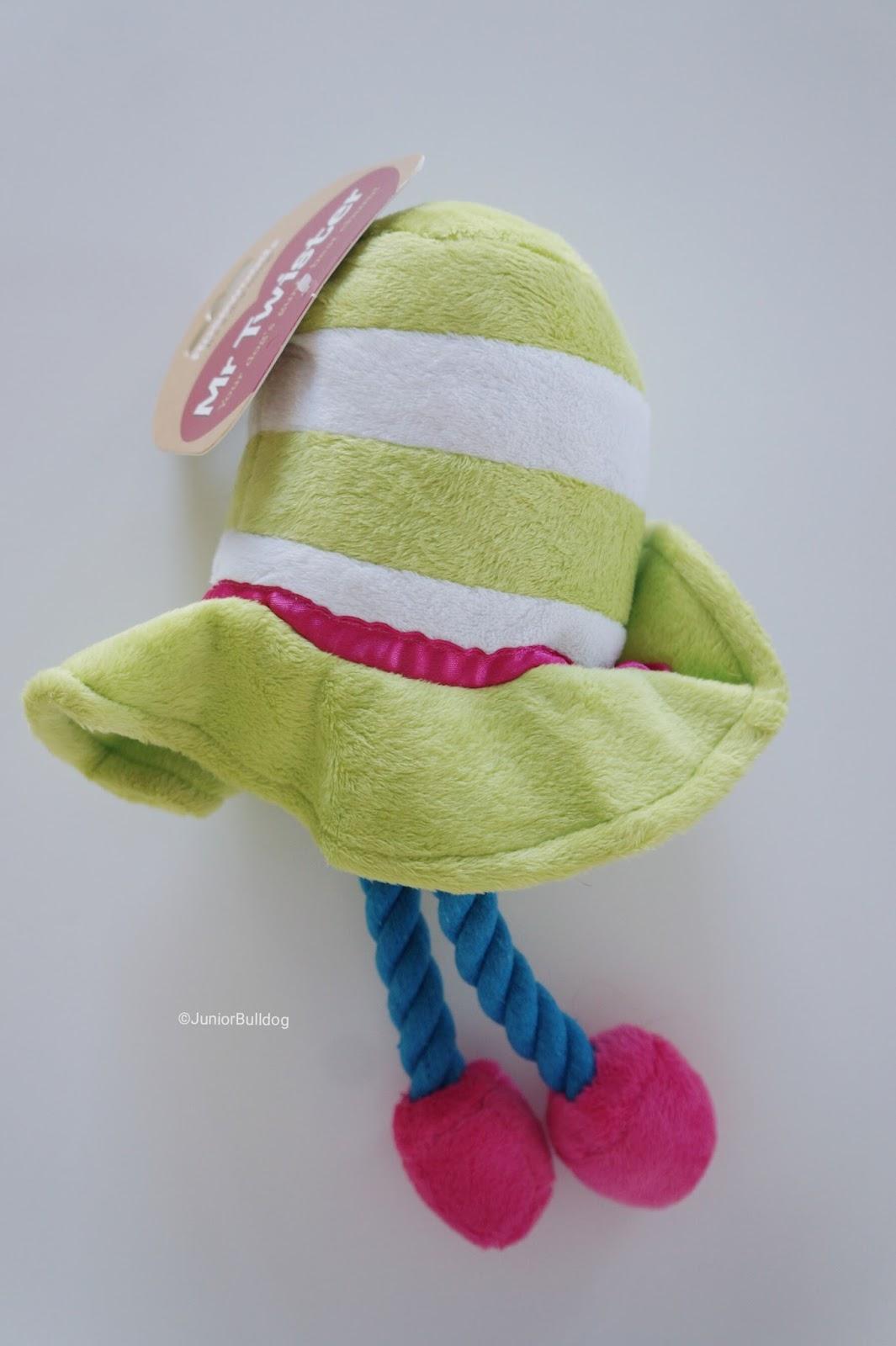 Rosewood jouet chapeau chien