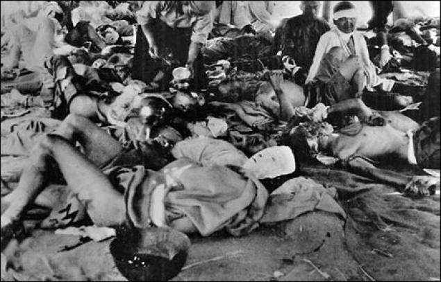 Hiroşima`ya Atılan Atom Bombası: Dot 1.Bölüm