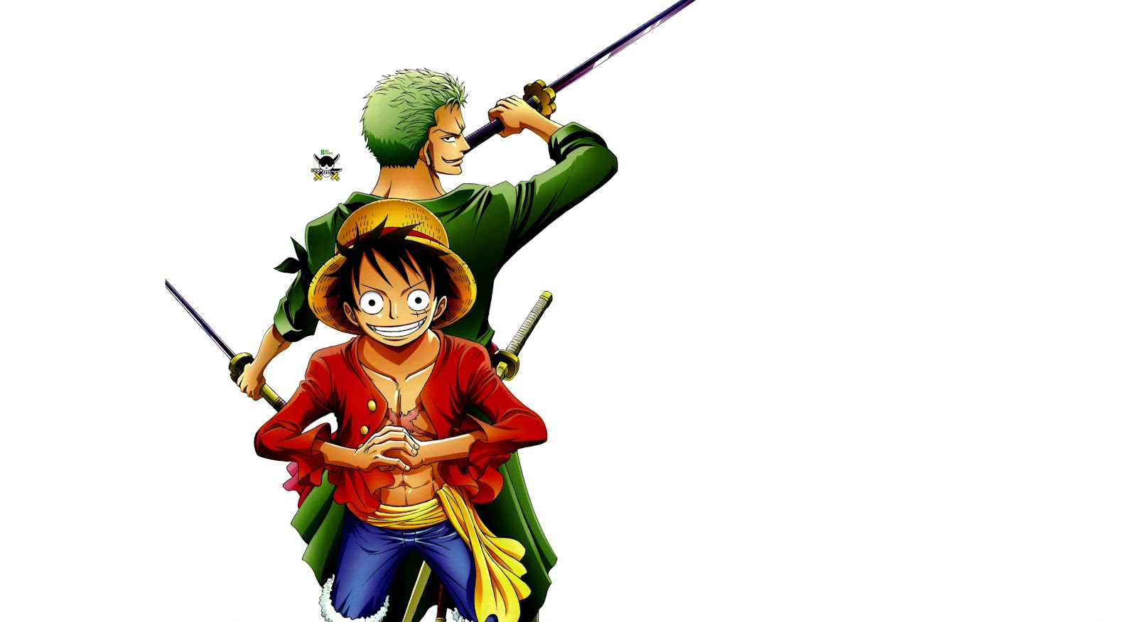 Luffy Zoro One Piece Wallpaper Link Wallpapers