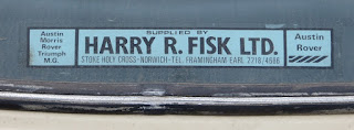 Harry R FIsk Ltd - Triumph car dealer image 2