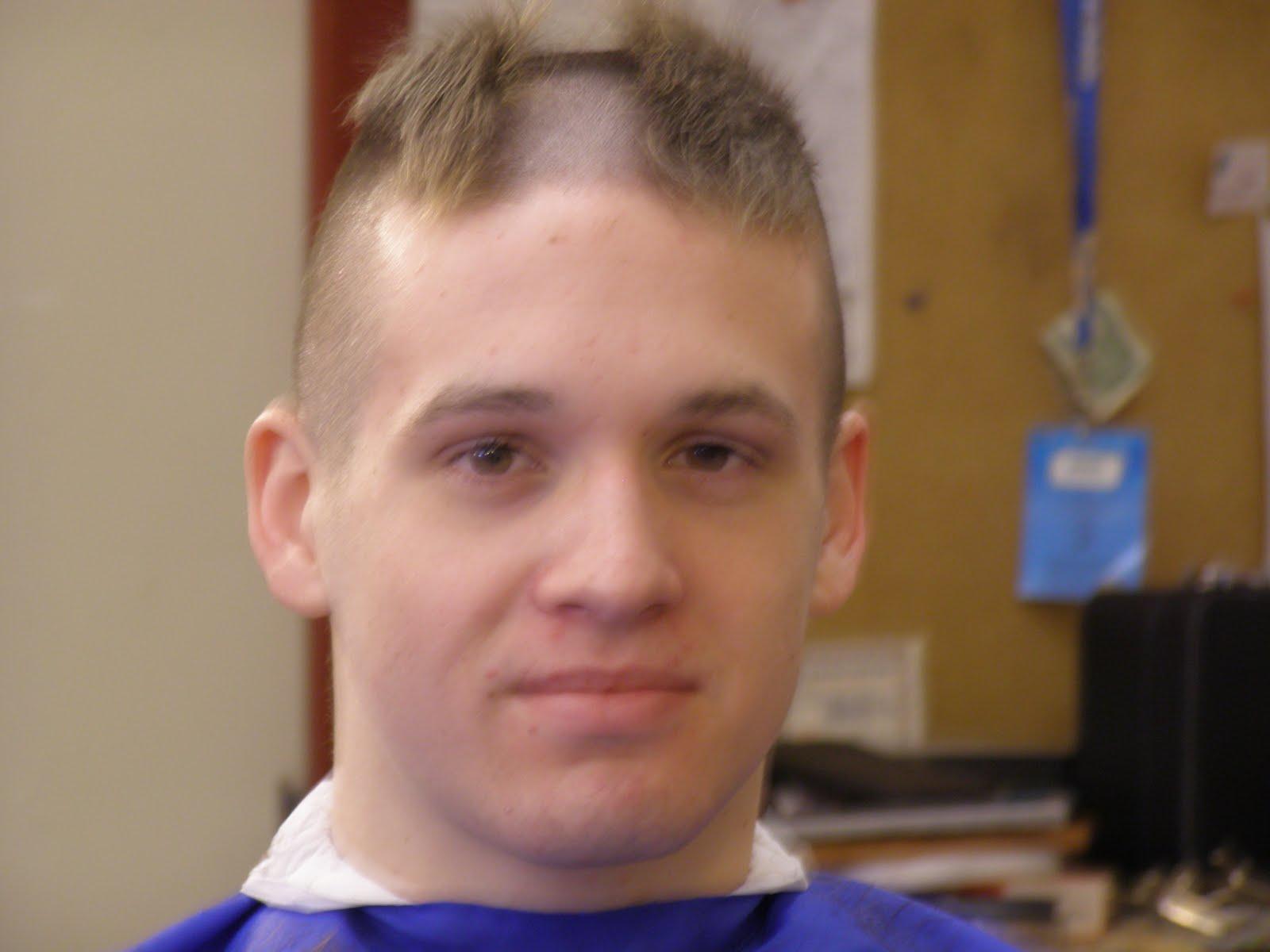 Bad Shaved Head 100