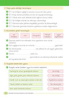 3. Sınıf Matematik Ders Kitabı Cevapları Ada Yayınları Sayfa 121
