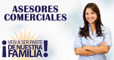 GRAN CONVOCATORIA ASESORES COMERCIALES- TECNOLOGÍA MAS DE 100 VACANTES