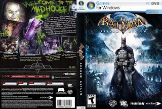 Batman Arkham Asylum CD Key