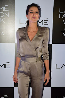 Isabel Kaif - Photos Lakmé Fashion Week's 'Makeup Artist of the Year' Winner