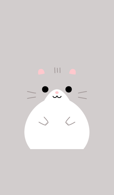 FACE (djungarian hamster.)