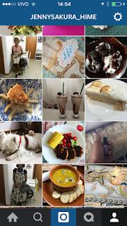 instagram, insta, food, milkshake, oreo, lolita fashion, japanese fashion, boardgames, dog, hamster, kero westie, westie, west terrier, hamster sírio, nail, blog delírios de consumo, jennysakura_hime, gift, valentine's day, jennysakura