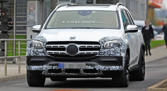 The all-new Mercedes-Benz GLS 2020 - plush SUV arrives soon