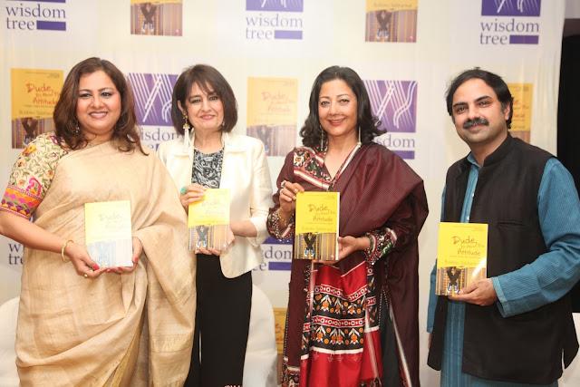 Ms. Vani Tripathi Tikoo, Bubbles Sabharwal, Neelam Pratap Rudy and Shobit Arya