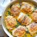 2. Recette poulet à la crème et citron