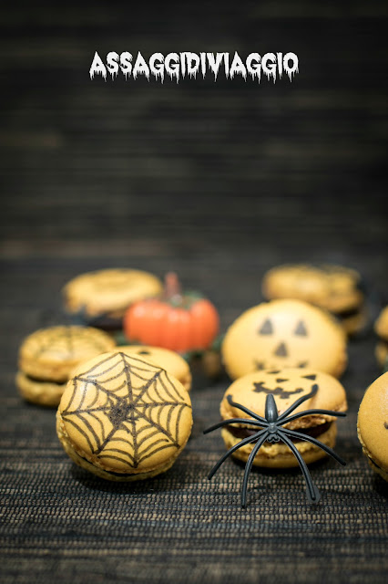 Macaron mostruosi per Halloween