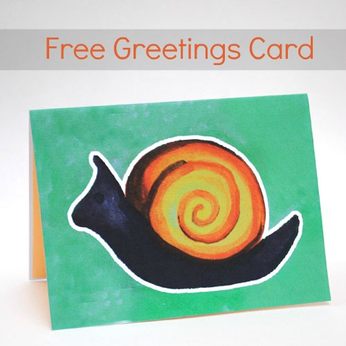 free card to download for new house