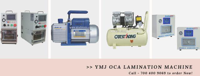 YMJ-oca-lamination-machine