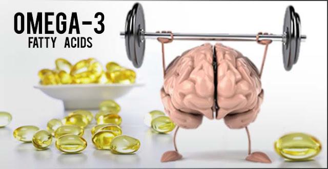 suplementos con omega 3 en la salud del cerebro