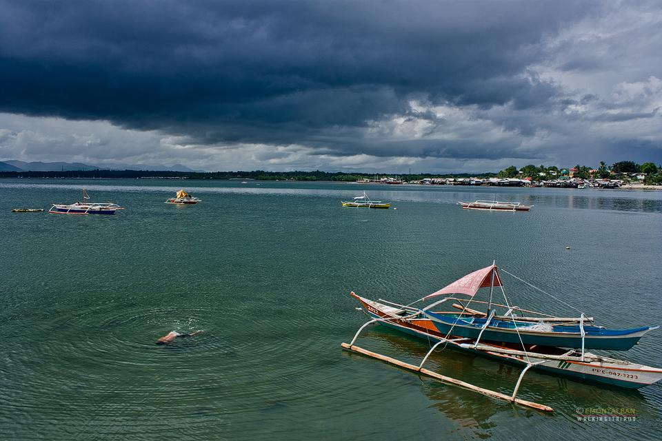 Palawan, Philippines, fisherman, puerto princesa
