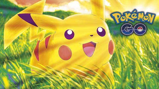 Wallpaper do Pokemon GO Pikachum gratis
