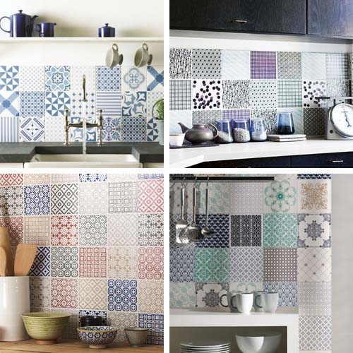 piastrelle decolate per cucina country : Patchwork in cucina: Blog Arredamento Interior Design Lifestyle